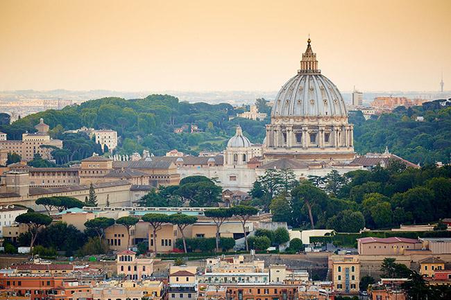イタリア・ローマの風景